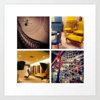Love Design, Interiors Art Print