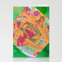 Our Lady Of Guadalupe II Stationery Cards