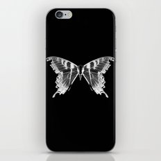 Wings and Skull #5 iPhone & iPod Skin