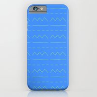 Look! A Bad Pattern! iPhone 6 Slim Case
