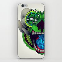 Artificial Mythology iPhone & iPod Skin