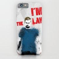 I'm The Law iPhone 6 Slim Case