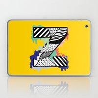Z for …. Laptop & iPad Skin