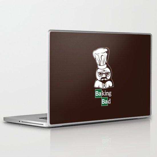 Baking Bad Laptop & iPad Skin