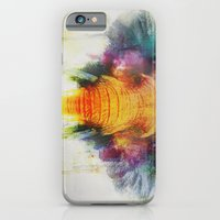iPhone & iPod Case featuring Old Timer by Fiction Design