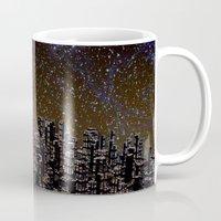 Blood Moon Rising Mug