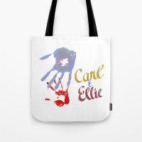 Carl & Ellie Tote Bag