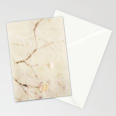 Winter's  whispers Stationery Cards