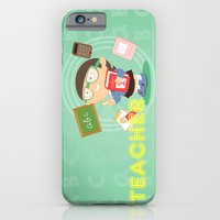 teacher iPhone 6 Slim Case