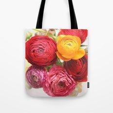 (Ranunculus) Flowers - For You! Tote Bag