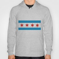 Chicago Flag Hoody