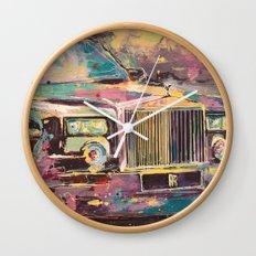 rolls royce  Wall Clock