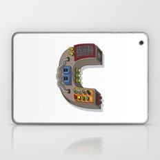 MACHINE LETTERS - C Laptop & iPad Skin