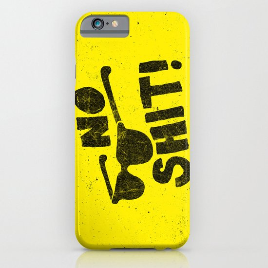 No Shit Shades! iPhone & iPod Case