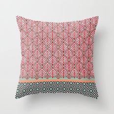 Native Patterns Throw Pillow