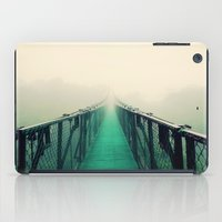 suspension bridge iPad Case