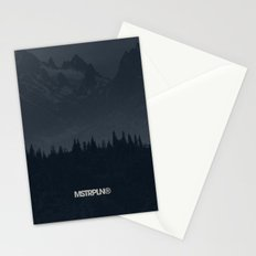 Nature / Dark Stationery Cards