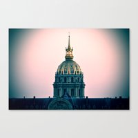 PARIS monument Canvas Print