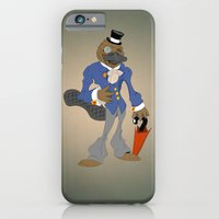 iPhone & iPod Case featuring Dandy Platypuzz by Geekleetist
