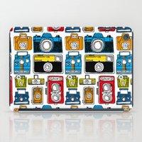 Camera Collection iPad Case