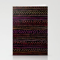 FUNKY RHYTHM (Artist collaboration with Ebi Emporium) Stationery Cards