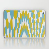 Honey Arches Yellow Laptop & iPad Skin