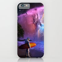 Space Surfer iPhone 6 Slim Case