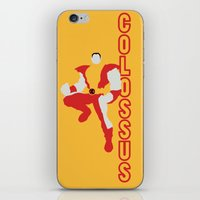 Colossus iPhone & iPod Skin