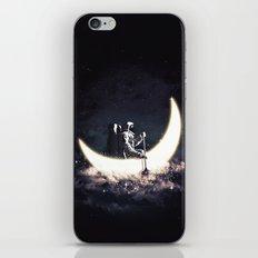 Moon Sailing iPhone & iPod Skin