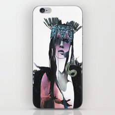 Strange Sister II iPhone & iPod Skin