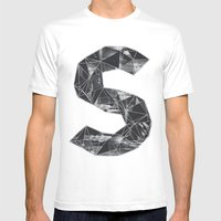 cosmico fantastico Mens Fitted Tee White SMALL