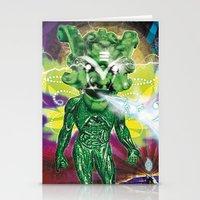 Poster El Mundo Stationery Cards