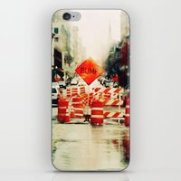 b u m p . iPhone & iPod Skin