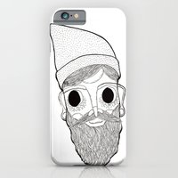 Beard Man iPhone 6 Slim Case