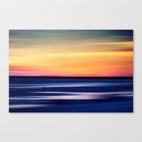 A Void In My Soul Canvas Print