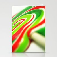 Retro Lolly. Stationery Cards