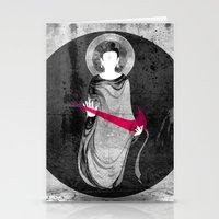 bouddha Stationery Cards