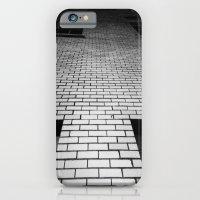 Hit The Bricks iPhone 6 Slim Case