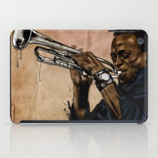 Miles, jazz will never be the same iPad Case