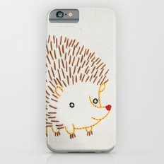 H Hedgehog iPhone 6 Slim Case