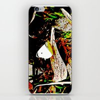 Cabbage White Butterfly … iPhone & iPod Skin