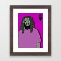 1001 Black Men--#531 Framed Art Print