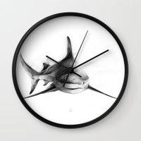 Shark III Wall Clock