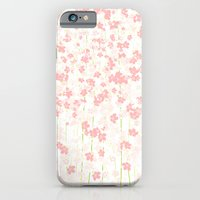 iPhone & iPod Case featuring Pink Shidare Zakura by Priscilla Moore