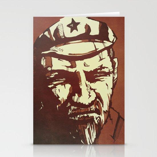 Vladimir Ilyich Lenin Stationery Card