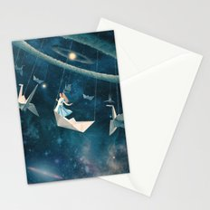 My Favourite Swing Ride Stationery Cards