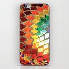 Mirrored Lamp iPhone & iPod Skin