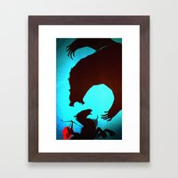 Fate Be Changed Framed Art Print