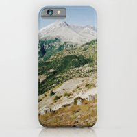 Mt St Helens iPhone 6 Slim Case