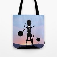 Galactu S Kid Tote Bag